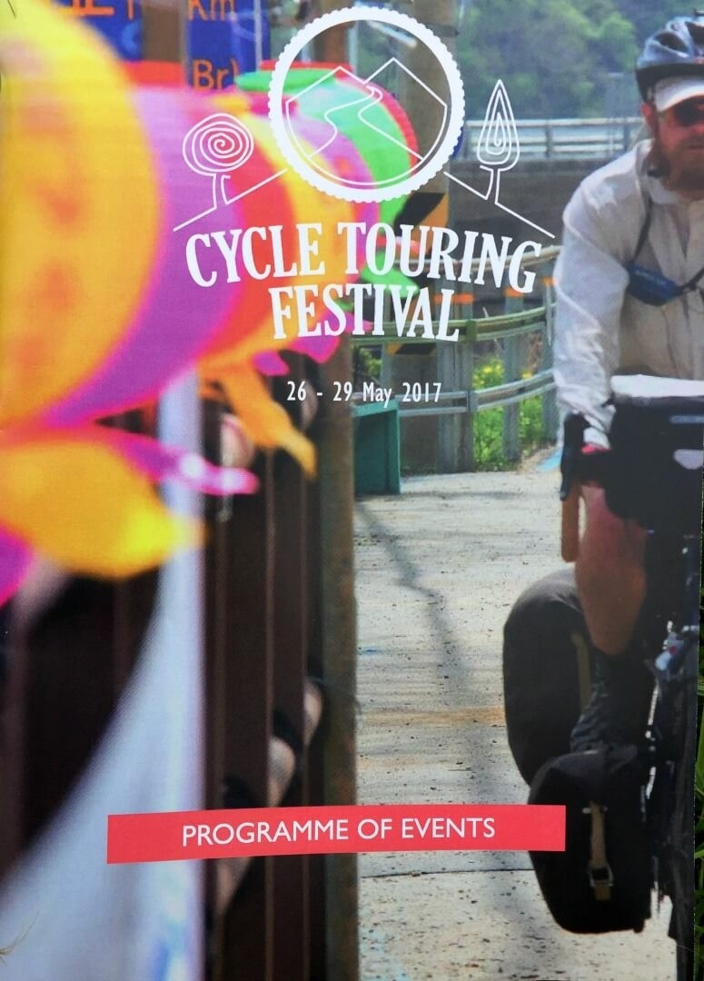 Cycle Touring  Festival 2017