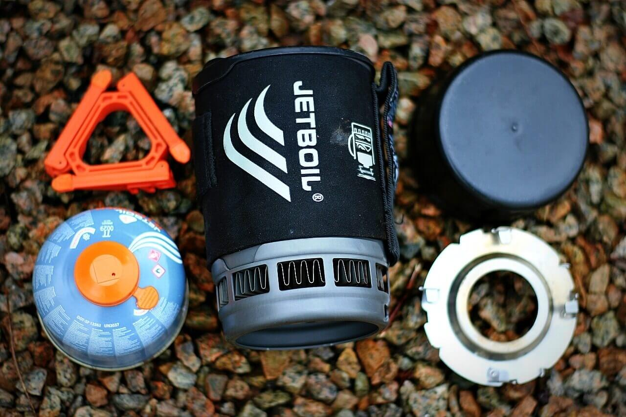 Stove for Bicycle Touring