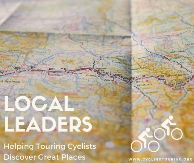 Bicycle Touring Local Leaders