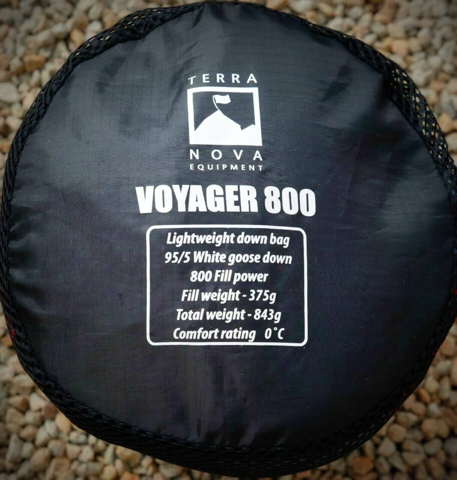 Sleeping Bags for Cycle Touring